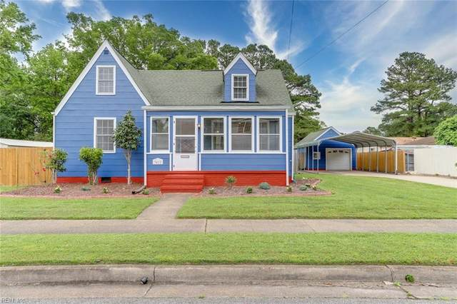 3412 Herbert St, Norfolk, VA 23513 (#10322567) :: Upscale Avenues Realty Group