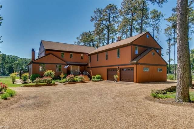 3 Lyons Creek Rd, Poquoson, VA 23662 (#10322608) :: The Kris Weaver Real Estate Team