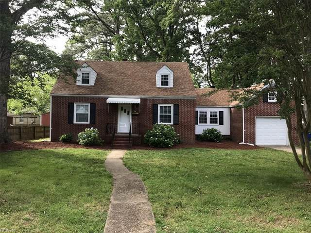 36 Gambol St, Newport News, VA 23601 (MLS #10322636) :: AtCoastal Realty