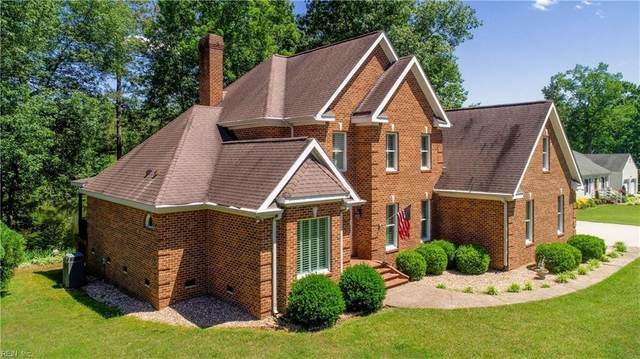 19097 Lakeside Dr, Southampton County, VA 23837 (#10322718) :: RE/MAX Central Realty