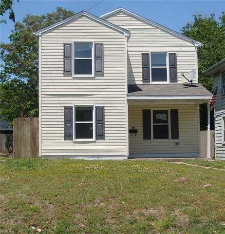 341 52nd St, Newport News, VA 23607 (#10322755) :: Avalon Real Estate