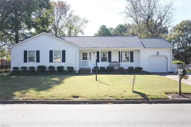 125 Freemoor Dr, Poquoson, VA 23662 (#10322776) :: Rocket Real Estate