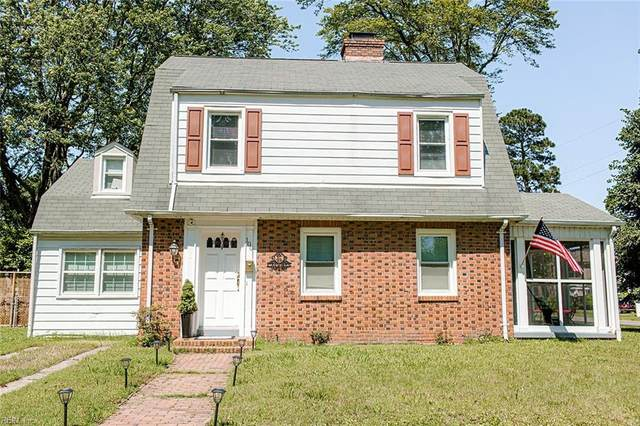 100 Apple Ave, Hampton, VA 23661 (#10322814) :: Kristie Weaver, REALTOR