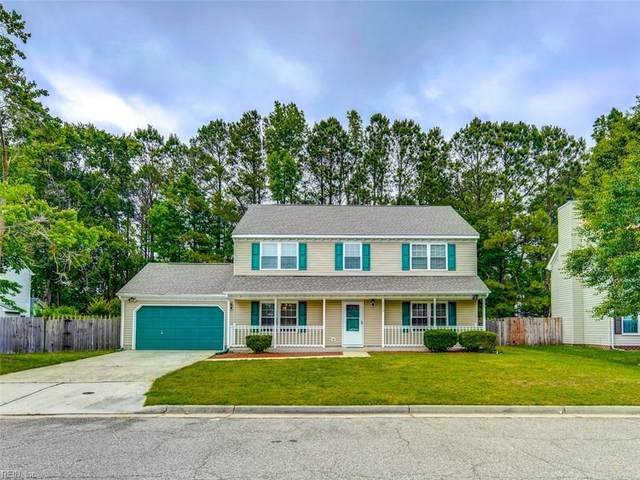 2450 Cherry Blossom Dr, Suffolk, VA 23434 (#10322819) :: Atkinson Realty