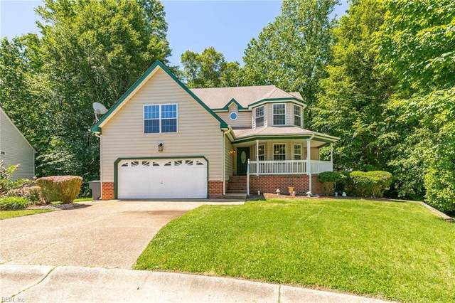 104 Drum Pointe, Newport News, VA 23603 (#10322825) :: Kristie Weaver, REALTOR