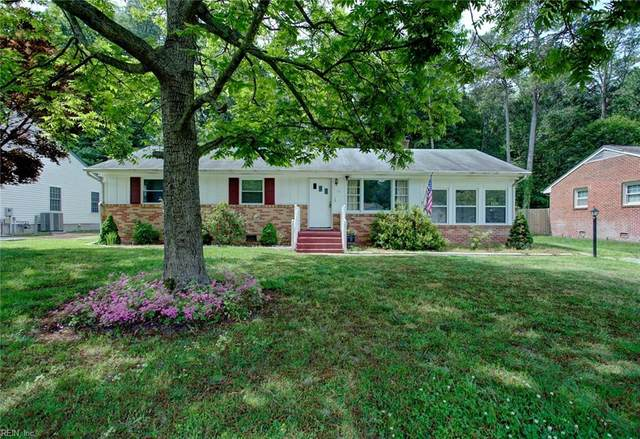 116 Brook Ln, York County, VA 23692 (#10322872) :: RE/MAX Central Realty