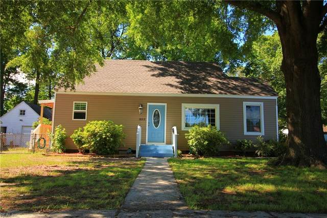 3523 Dartmouth St, Portsmouth, VA 23707 (#10322902) :: RE/MAX Central Realty