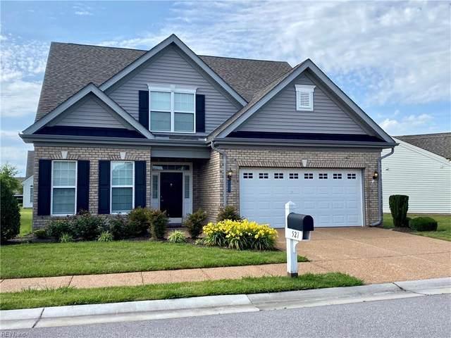 527 Strathmore Ln, Chesapeake, VA 23322 (#10322965) :: Austin James Realty LLC