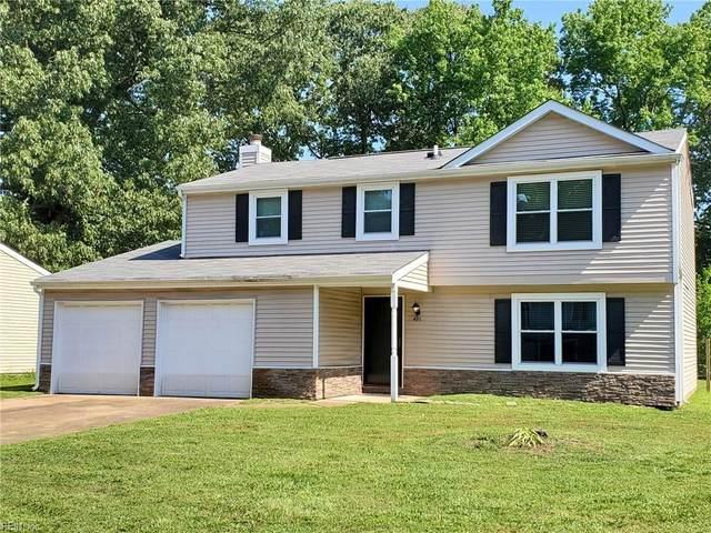 491 Michael Irvin Dr, Newport News, VA 23608 (#10322978) :: Encompass Real Estate Solutions
