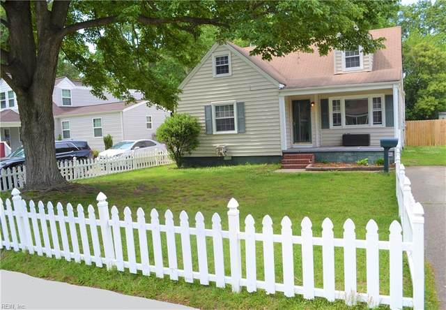 5156 Kennebeck Ave, Norfolk, VA 23513 (#10322983) :: Kristie Weaver, REALTOR