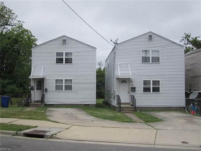 1321 28th St, Newport News, VA 23607 (#10323992) :: Atkinson Realty