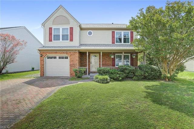 820 Wilderness Way, Newport News, VA 23608 (#10324001) :: Kristie Weaver, REALTOR