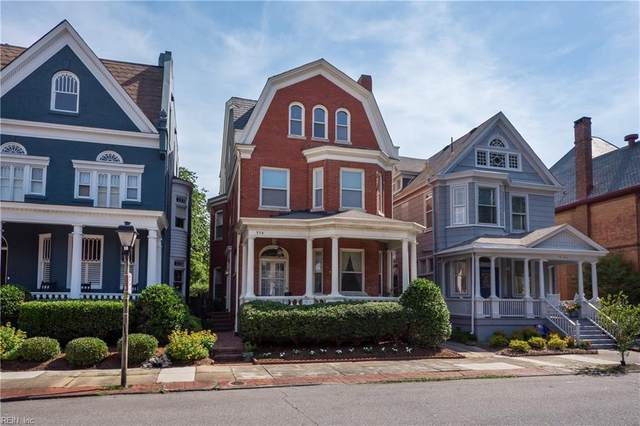 514 Fairfax Ave, Norfolk, VA 23507 (#10324012) :: Upscale Avenues Realty Group