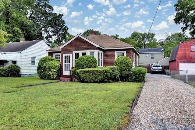 145 Gillis Rd, Portsmouth, VA 23702 (#10324014) :: The Kris Weaver Real Estate Team