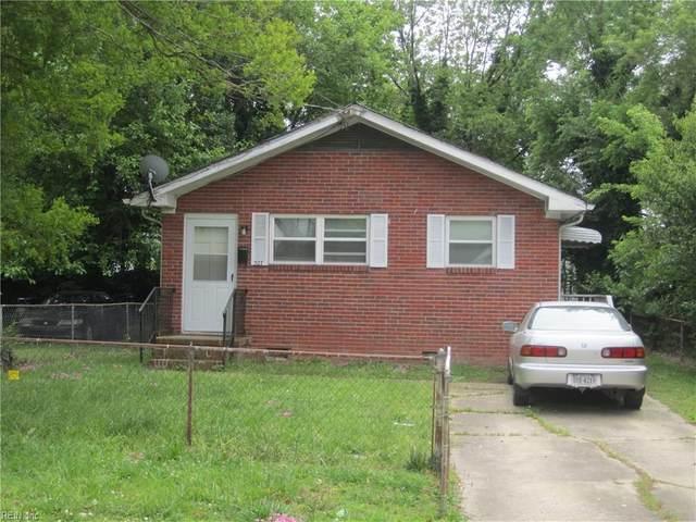 327 Poplar Ave, Newport News, VA 23607 (#10324040) :: Kristie Weaver, REALTOR