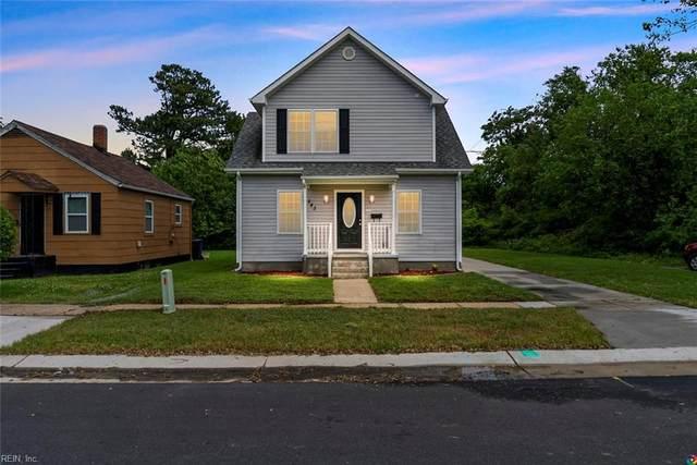643 Partidge Ave, Chesapeake, VA 23324 (#10324053) :: RE/MAX Central Realty