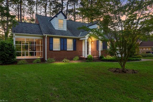 4417 Duke Dr, Portsmouth, VA 23703 (#10324057) :: Upscale Avenues Realty Group