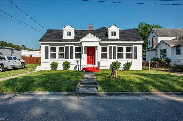 72 Farragut St, Portsmouth, VA 23702 (#10324078) :: RE/MAX Central Realty