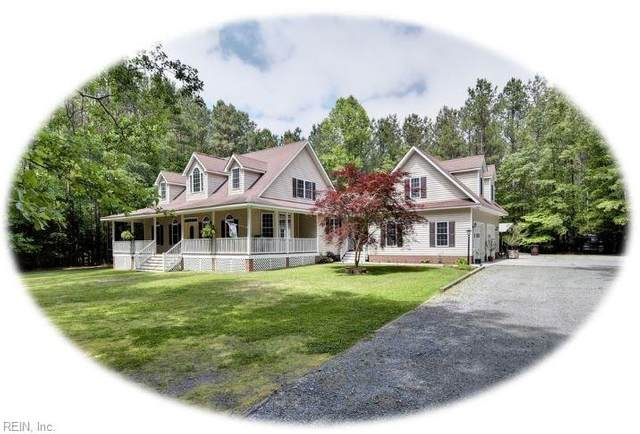 2253 Hickory Hill Rd, Surry County, VA 23890 (#10324086) :: Upscale Avenues Realty Group