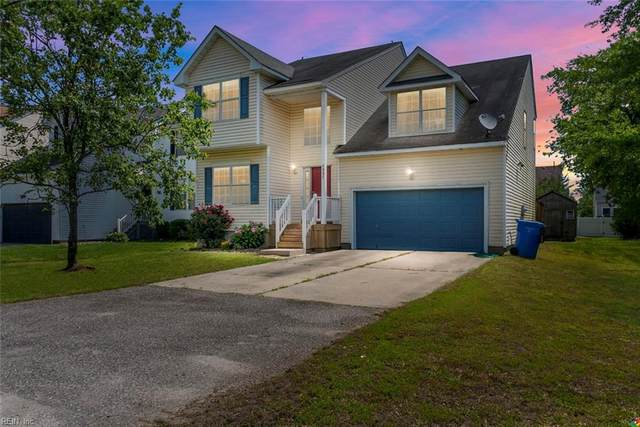 5005 Bainbridge Blvd, Chesapeake, VA 23320 (#10324090) :: AMW Real Estate
