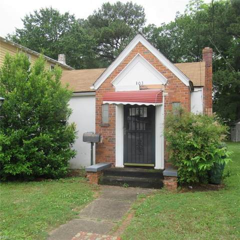 303 Saint James Ave, Suffolk, VA 23434 (#10324131) :: RE/MAX Central Realty
