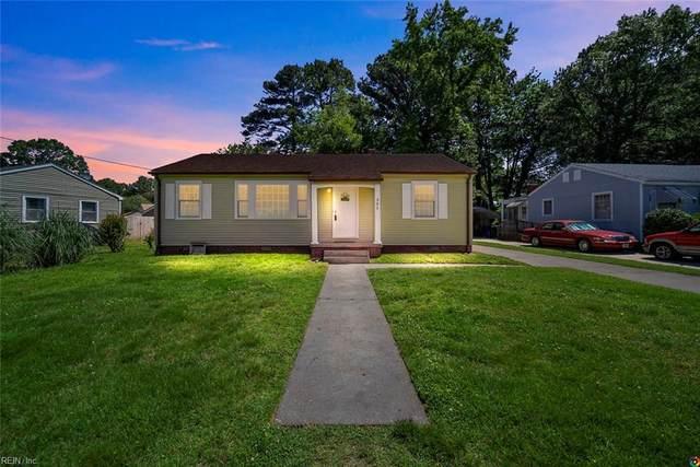 303 Deal Dr, Portsmouth, VA 23701 (#10324176) :: Rocket Real Estate