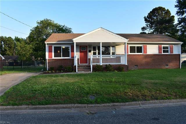 1011 Robinson Rd, Portsmouth, VA 23701 (#10324189) :: RE/MAX Central Realty