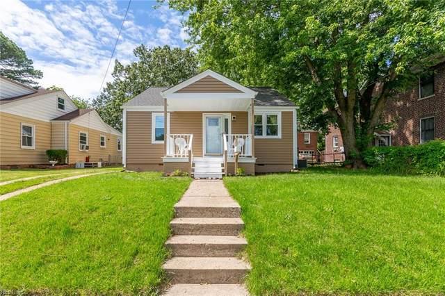 3727 Henrico St, Norfolk, VA 23513 (#10324220) :: The Kris Weaver Real Estate Team