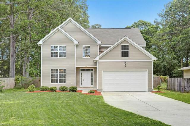 180 S Fir Ave, Virginia Beach, VA 23452 (#10324225) :: Berkshire Hathaway HomeServices Towne Realty