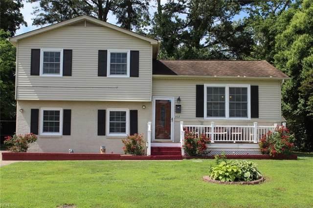 803 Judy Ct, Hampton, VA 23661 (#10324247) :: The Kris Weaver Real Estate Team