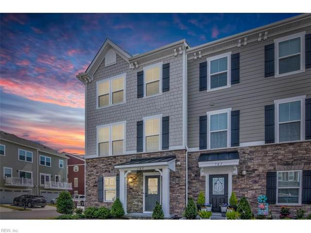 705 Arbuckle St, Chesapeake, VA 23323 (#10324293) :: Austin James Realty LLC