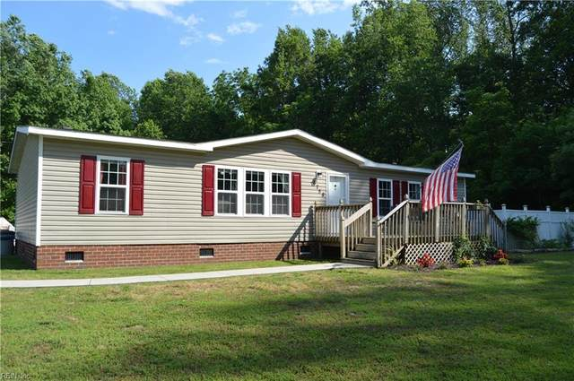 8758 Fire Tower Rd, Isle of Wight County, VA 23487 (#10324310) :: RE/MAX Central Realty