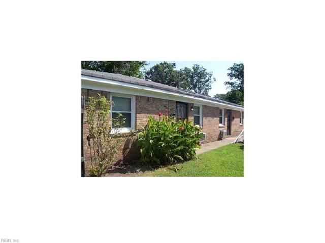 8923 Brighton St B, Norfolk, VA 23503 (#10324388) :: AMW Real Estate