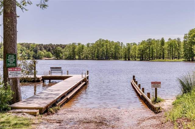 6.88ac Cliffe Ct, New Kent County, VA 23089 (#10324395) :: Austin James Realty LLC