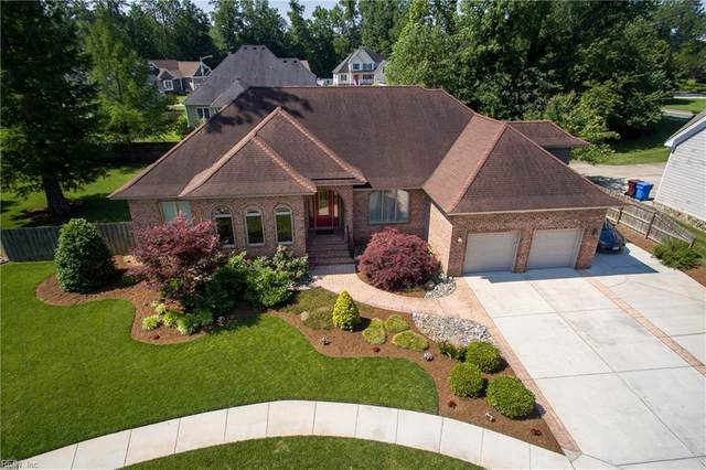 409 White Egret Cv, Chesapeake, VA 23322 (#10324410) :: Abbitt Realty Co.