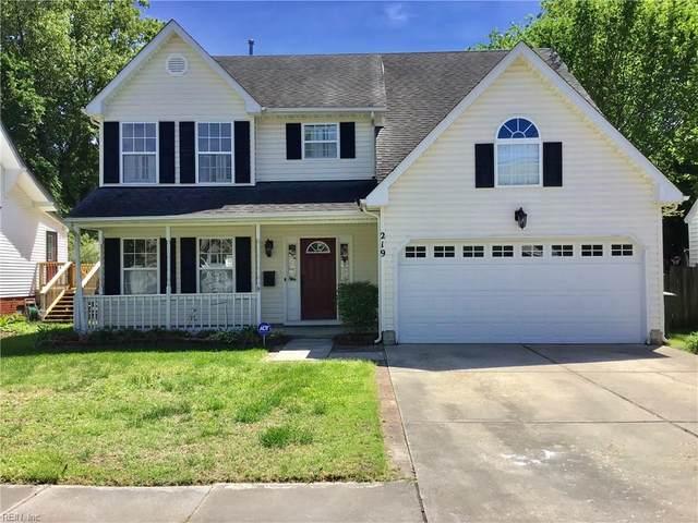 219 E Lorengo Ave, Norfolk, VA 23503 (#10324411) :: AMW Real Estate