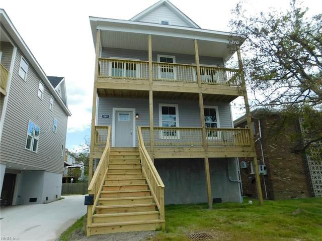 1009 West Ocean View Ave B, Norfolk, VA 23503 (#10324424) :: RE/MAX Central Realty