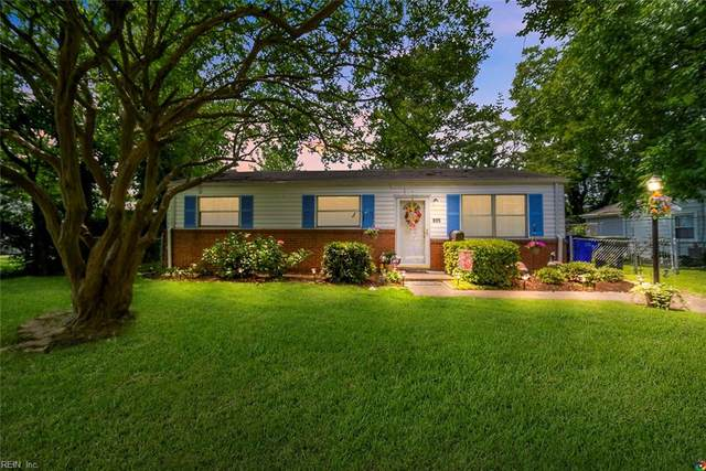 805 Weiss Ln, Norfolk, VA 23502 (#10324425) :: RE/MAX Central Realty