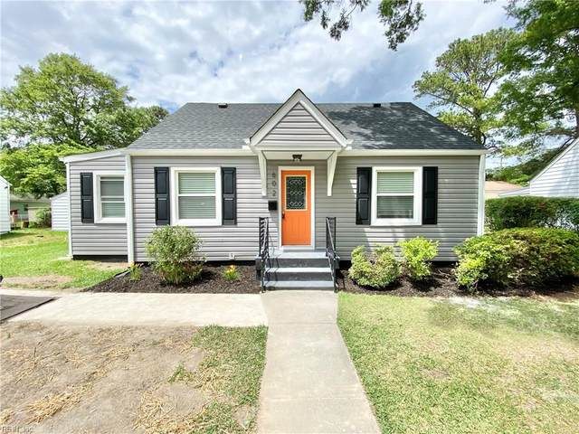 602 Burleigh Ave, Norfolk, VA 23505 (#10324434) :: Tom Milan Team