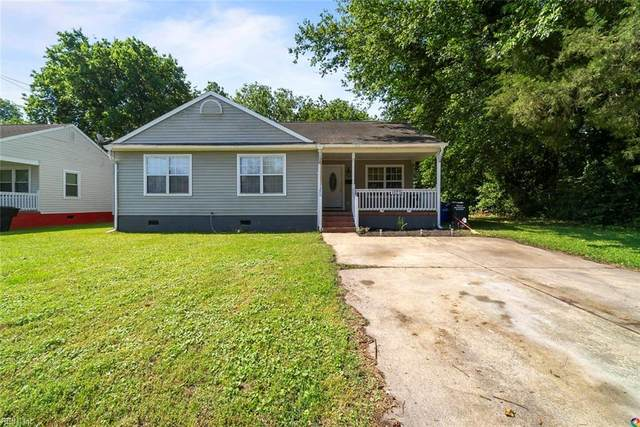 1523 Highland Ave, Portsmouth, VA 23704 (#10324450) :: Berkshire Hathaway HomeServices Towne Realty