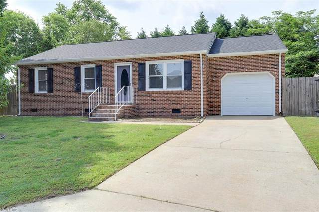 2 Ashmont Cir, Hampton, VA 23666 (#10324476) :: RE/MAX Central Realty