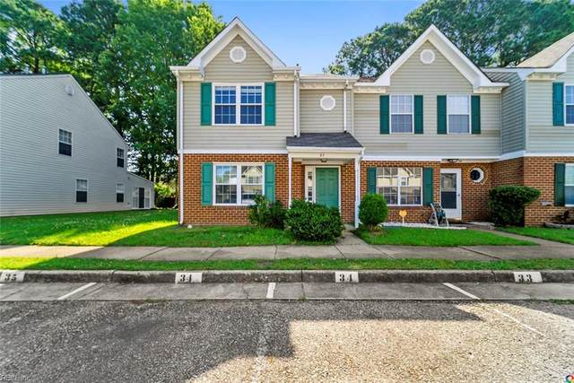 37 Carmine Pl, Hampton, VA 23666 (#10324480) :: RE/MAX Central Realty