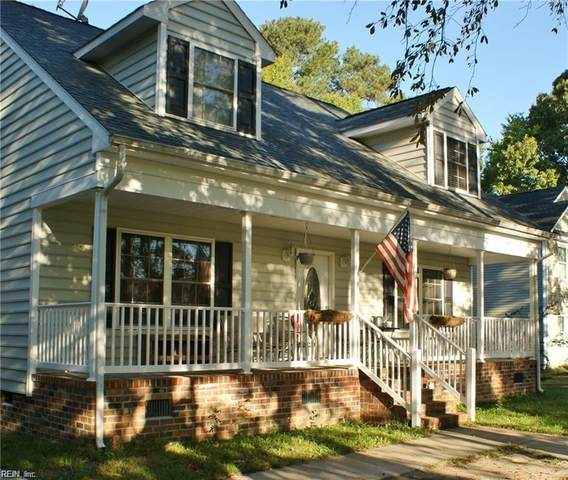 14 Woodpath Ln, Hampton, VA 23666 (#10324484) :: Berkshire Hathaway HomeServices Towne Realty