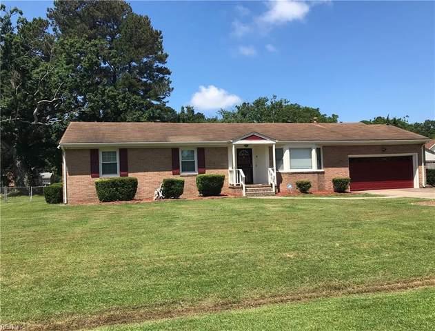 4224 Burnham Dr, Portsmouth, VA 23703 (#10324506) :: Berkshire Hathaway HomeServices Towne Realty
