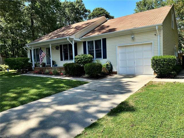 9 Windy Pines Cres, Portsmouth, VA 23703 (#10324671) :: Tom Milan Team