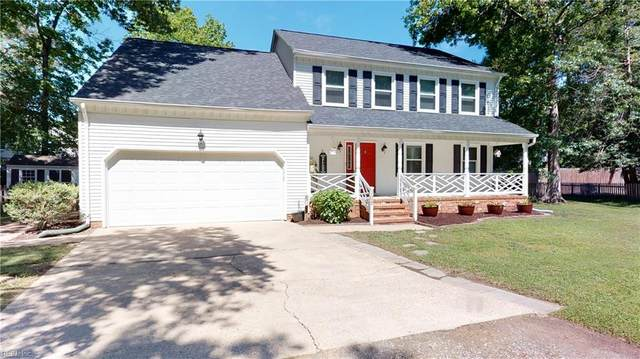 105 Cub Ct, York County, VA 23693 (#10324684) :: Atkinson Realty