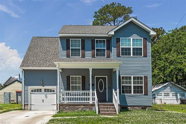 1804 Charleston Ave, Portsmouth, VA 23704 (#10324685) :: Kristie Weaver, REALTOR