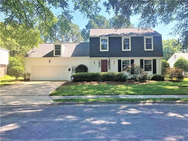 333 Green Spring Ct, Hampton, VA 23669 (#10324718) :: Berkshire Hathaway HomeServices Towne Realty