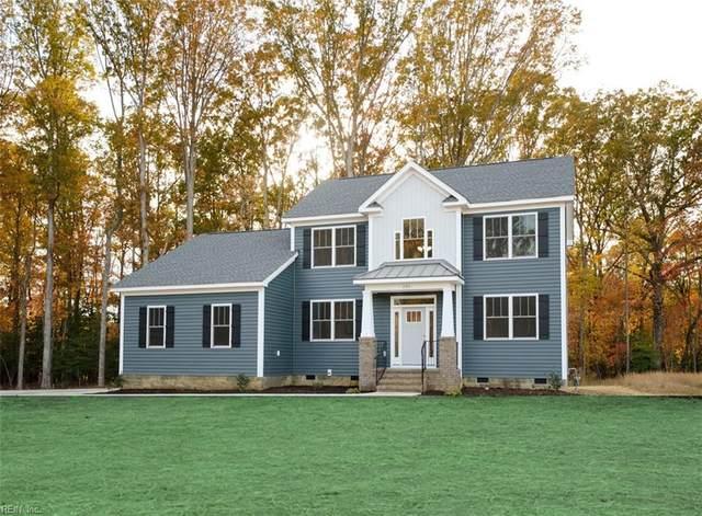 12 Goodson Way, Poquoson, VA 23662 (#10324801) :: The Kris Weaver Real Estate Team