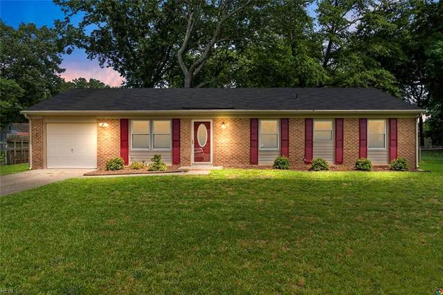 3920 Old Farm Rd, Portsmouth, VA 23703 (#10324932) :: The Kris Weaver Real Estate Team